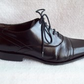 Туфли Кожа, стелька 27,5 см