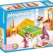 Playmobil игровой набор плеймобил 5146 Королевская спальня. Германия. От 4-10 лет