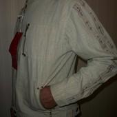 куртка мужская спортивного стиля с лампасами р. s m l xl 2xl 3xl