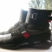 Ботинки мужские натуральная кожа Prada р.44