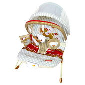 Детское кресло шезлонг - качалка BR 20887-1