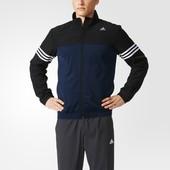 Мужская олимпийка Adidas Base, артикул AK0377.
