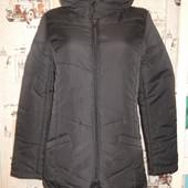 Шикарная зимняя стеганая куртка Esmara Германия р. М/L. Супер качество!