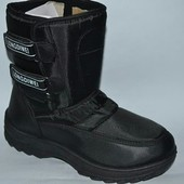 Зимние мужские ботинки дутики  41, 42, 43, 44, 45 Киев
