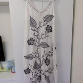 Длинное платье для беременных новое