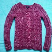 Теплый свитерок Gap, размер XS-S.
