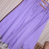 Рубашка фиолетовая рр рр17 рр45 бренд Jack Reid