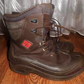 Термо ботинки,сапожки Columbia Omni-heat.39размер.25,8см.Оригинал.