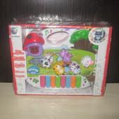 Развивающая ,обучающая игрушка детское пианино , несколько режимов