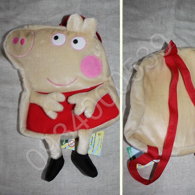Рюкзак свинка пеппа фото №1
