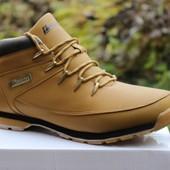 Стильные мужские ботинки (еврозима)