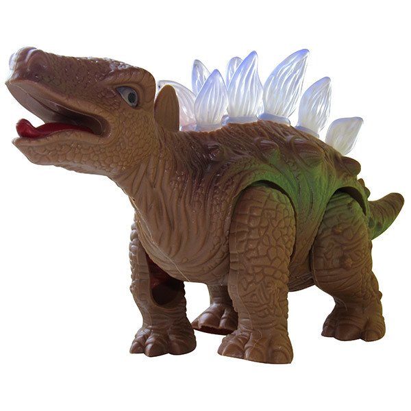 Динозавр на батарейках фото №1