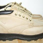 кожаные ботинки Найк 25 см