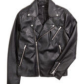 Байкерская куртка h&m ,ниже цены сайта, новая коллекция