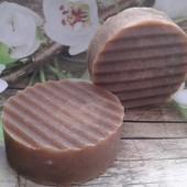 Аюрведическое шампуневое мыло для сухих волос с фитокераином