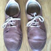 Туфлі шкіряні розмір 46 стелька 31 см Clarks