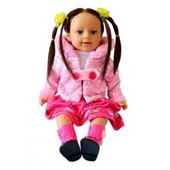Интерактивная кукла пупс Танюша