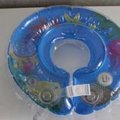Лучший помощник во время купания Музыкальный детский круг на шею для купания