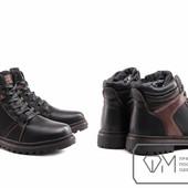 Модель № : W3621 Ботинки мужские на искусственном меху