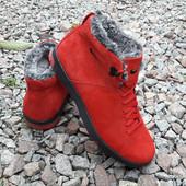 Зимние кроссовки Nike в 3-х цветах