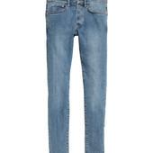 Классные джинсы Скинни,  h&m,ниже цены сайта