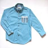 Рубашка Stanza  для мальчика 7-8 лет