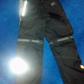 Мото штаны с защитой Пробайкер
