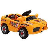Детский электромобиль Ferrari T-751 Yellow