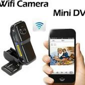 Универсальная скрытая мини камера с Wi-Fi