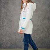 Демисезонная куртка курточка для девочки р.122-152