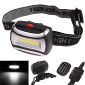Яркий налобный фонарь светодиодный CH-2016