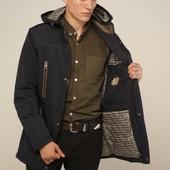 Зимняя теплая мужская куртка в больших размерах
