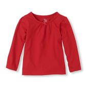 Реглан красный Childrensplace 4T, на 3-4 года. Состояние хорошее.
