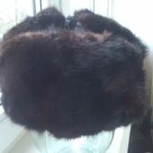 Продам шапку мужскую норковую