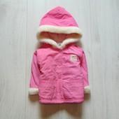 Нежная демисезонная куртка для девочки. The children's place. Размер 6-9 месяцев