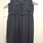 Платье вечернее, коктейльное черное.