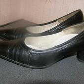 Фирменные туфли Jenny by ara 36р. 23см стелька кожа Германия