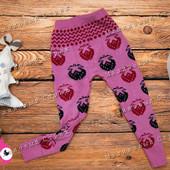 Теплые лосины на девочку 98 104 110 116 122 размер, гамаши, теплые колготы штаны