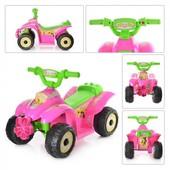 Квадроцикл детский на аккумуляторе Bambi ZP 5111-9 Феи