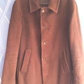 Мужское пальто ZARA, демисезонное