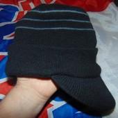 Фирмовая стильная шапка Kik germany 57-58