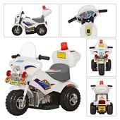 Детский мотоцикл Bambi M 2511-1