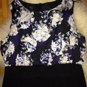 Шикарное платье от promiss большой размер 54-56