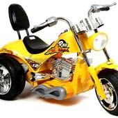 Детский мотоцикл ZP5008 Yellow