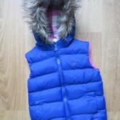 Теплая жилетка ( 5-6 лет)