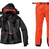 Зимний костюм на тинсулейте лыжный термо куртка штаны Crivit Thinsulate