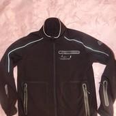 Мужская куртка-кофта размер L в отличном состоянии!