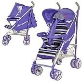 Коляска-трость детская Bambi 310-9 фиолет