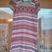 Теплое платье  H&M для девушки на рост 170 ( от 14 лет) шерсть , ангора
