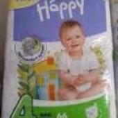 Памперсы/Підгузники дитячі Happy Maxi (4) від 8-18 кг 66шт